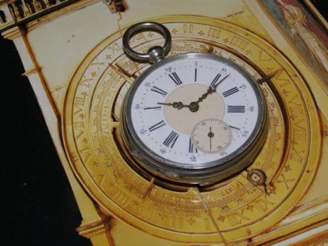 Okos karkötő előtti világ időmérési szokásai