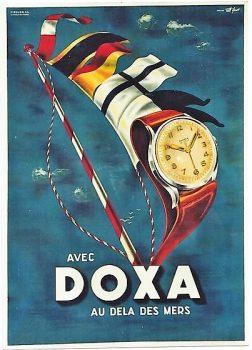 Egy Doxa (Cal:103) beszáradt billegőjének bemutatása
