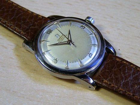 Omega (Cal:352) kronométer minősítésű karóra felújítása