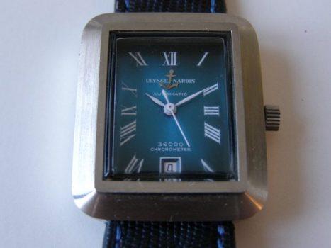 Ulysse Nardin (Cal: NB11 QU) Chronometer felújítása