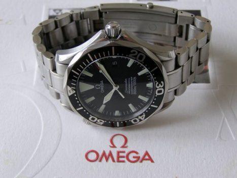Omega Seamaster Professional(Cal:1120) felújítása
