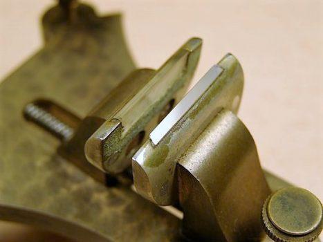 Antik billegőmérleg használata a gyakorlatban