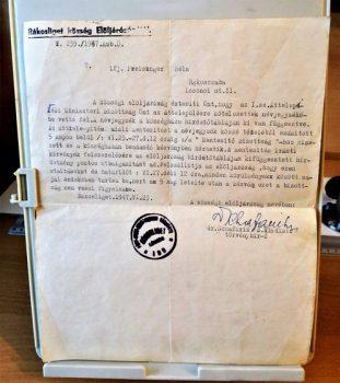 Képcsarnok a kitelepítés dokumentumaihoz