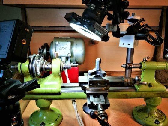 Lorch.Shmitdt & Co órás esztergagép
