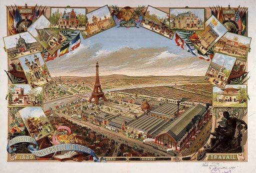 Párizsi világkiállítás