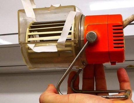Egy AKA QL 1 ventilátor feltámadása