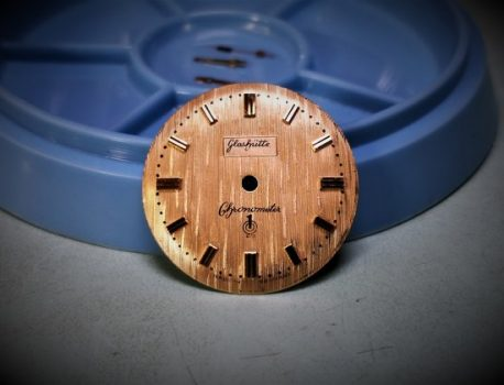 Glashütte Q1 Chronometer felújítása